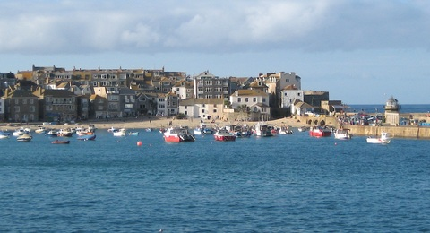 Cornwall St. Ives