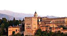 Alhambra in Spanien