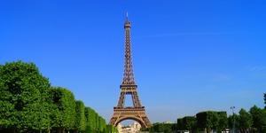 Pariser Eiffelturm