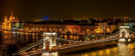 Karlsruhe in Budapest